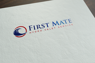First Mate Logo - Entry #62