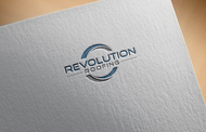 Revolution Roofing Logo - Entry #464