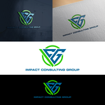 Impact Consulting Group Logo - Entry #312