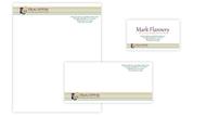 Business Card, Letterhead & Envelope Logo - Entry #24