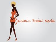 Sasha's Social Media Logo - Entry #122