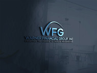 Warner Financial Group, Inc. Logo - Entry #4