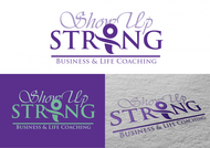 SHOW UP STRONG  Logo - Entry #129