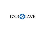 Four love Logo - Entry #301