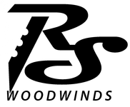 Woodwind repair business logo: R S Woodwinds, llc - Entry #80