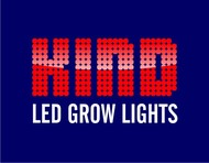 Kind LED Grow Lights Logo - Entry #75