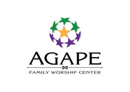 Agape Logo - Entry #65