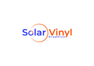 Solar Vinyl Graphics Logo - Entry #125