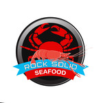 Rock Solid Seafood Logo - Entry #12