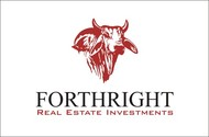Forthright Real Estate Investments Logo - Entry #74