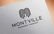 Montville Massage Therapy Logo - Entry #202