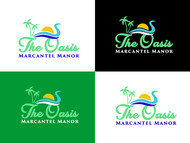 The Oasis @ Marcantel Manor Logo - Entry #75