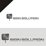 3D Sign Solutions Logo - Entry #22