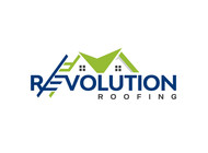 Revolution Roofing Logo - Entry #511