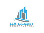 CA Coast Construction Logo - Entry #235