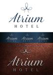 Atrium Hotel Logo - Entry #83