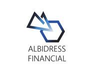 Albidress Financial Logo - Entry #77
