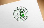 Healthy Livin Logo - Entry #86