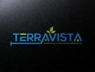 TerraVista Construction & Environmental Logo - Entry #211