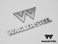 Wagler Steel  Logo - Entry #174