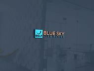 Blue Sky Life Plans Logo - Entry #214