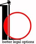 Better Legal Options, LLC Logo - Entry #24