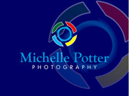 Michelle Potter Photography Logo - Entry #102