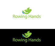 Rowing Hands Logo - Entry #33