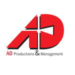 Corporate Logo Design 'AD Productions & Management' - Entry #114