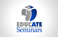 EducATE Seminars Logo - Entry #30
