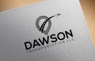 Dawson Transportation LLC. Logo - Entry #240