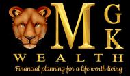 MGK Wealth Logo - Entry #525
