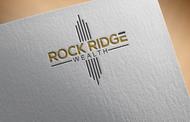 Rock Ridge Wealth Logo - Entry #279