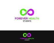 Forever Health Studio's Logo - Entry #80