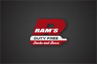 Rams Duty Free + Smoke & Booze Logo - Entry #261