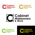 Cabinet Makeovers & More Logo - Entry #211