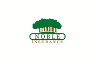 Noble Insurance  Logo - Entry #194