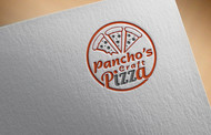 Pancho's Craft Pizza Logo - Entry #86