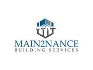MAIN2NANCE BUILDING SERVICES Logo - Entry #73