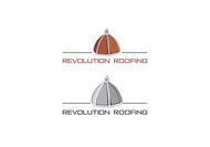 Revolution Roofing Logo - Entry #551