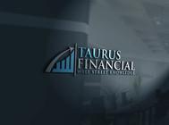 "Taurus Financial (or just ""Taurus"") Logo - Entry #297"