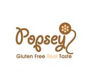 gluten free popsey  Logo - Entry #153