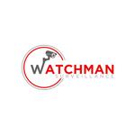 Watchman Surveillance Logo - Entry #145
