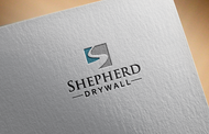 Shepherd Drywall Logo - Entry #128