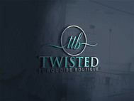Twisted Turquoise Boutique Logo - Entry #2