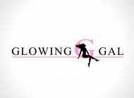 Glowing Gal Logo - Entry #2