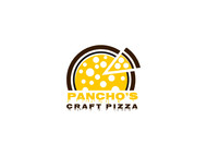 Pancho's Craft Pizza Logo - Entry #92