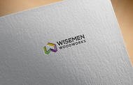 Wisemen Woodworks Logo - Entry #191