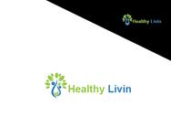 Healthy Livin Logo - Entry #380