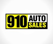 910 Auto Sales Logo - Entry #49